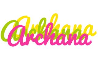Archana sweets logo