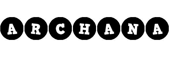 Archana tools logo
