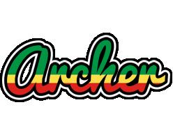Archer african logo