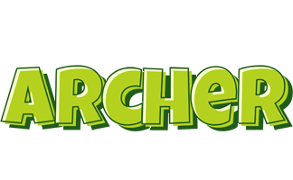 Archer summer logo