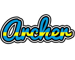 Archer sweden logo