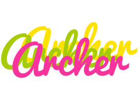 Archer sweets logo