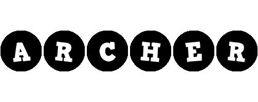 Archer tools logo