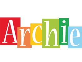 Archie colors logo