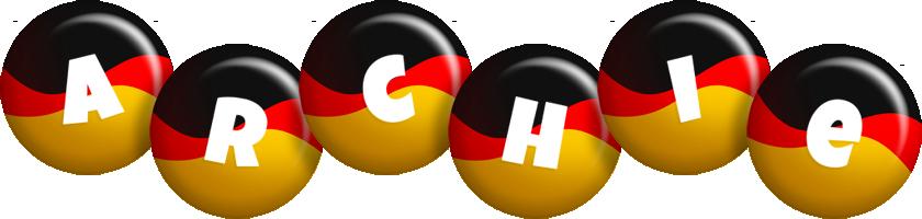 Archie german logo