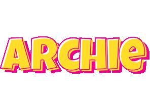Archie kaboom logo