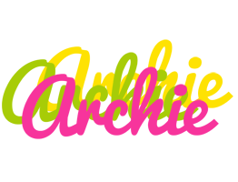 Archie sweets logo