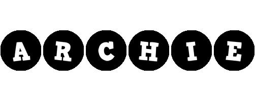 Archie tools logo