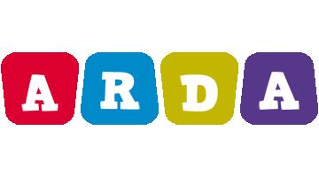 Arda daycare logo