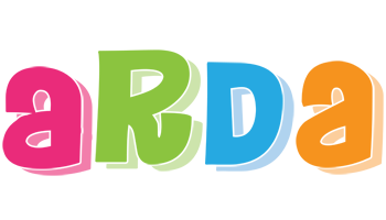 Arda friday logo
