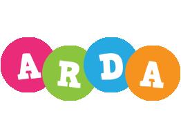 Arda friends logo