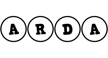 Arda handy logo