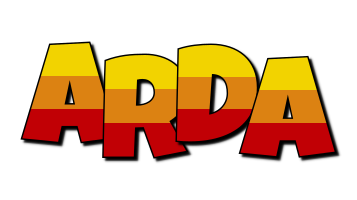Arda jungle logo