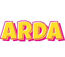 Arda kaboom logo