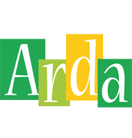 Arda lemonade logo