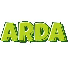 Arda summer logo