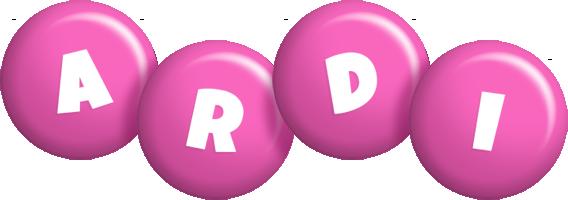 Ardi candy-pink logo