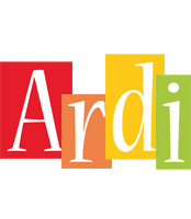 Ardi colors logo