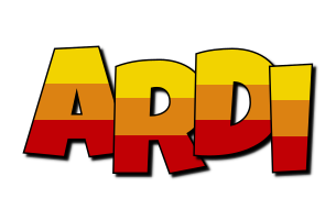 Ardi jungle logo