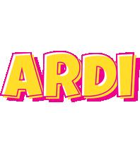 Ardi kaboom logo