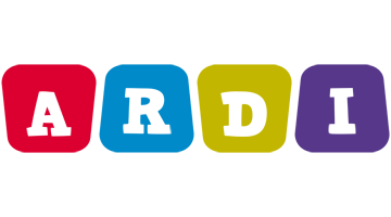 Ardi kiddo logo