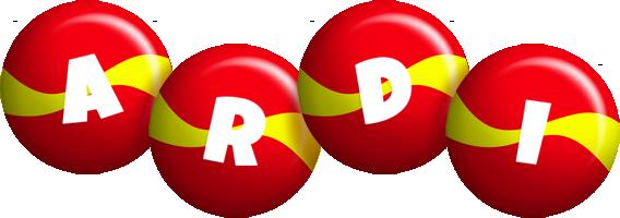 Ardi spain logo