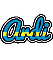 Ardi sweden logo