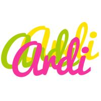 Ardi sweets logo