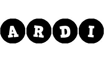 Ardi tools logo