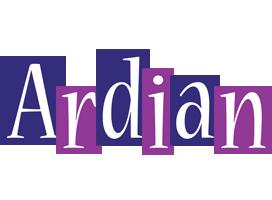 Ardian autumn logo
