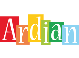 Ardian colors logo