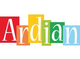 Ardian colors logo