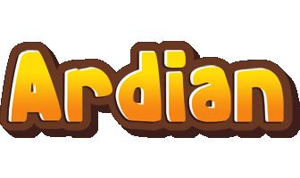 Ardian cookies logo