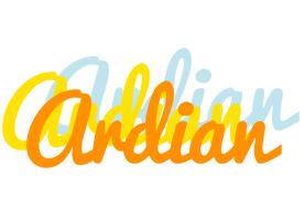 Ardian energy logo