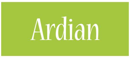 Ardian family logo