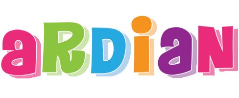 Ardian friday logo