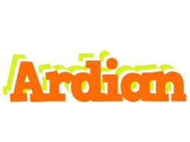 Ardian healthy logo