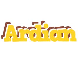 Ardian hotcup logo