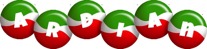 Ardian italy logo