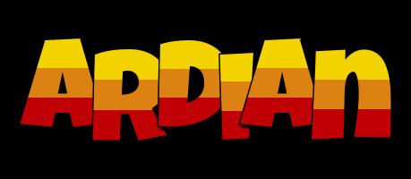 Ardian jungle logo