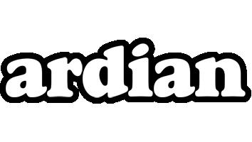 Ardian panda logo