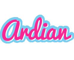 Ardian popstar logo