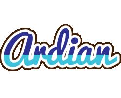 Ardian raining logo