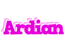 Ardian rumba logo