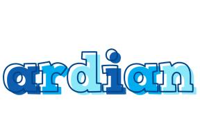 Ardian sailor logo