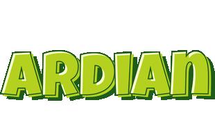 Ardian summer logo
