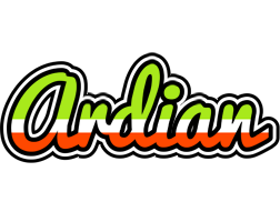 Ardian superfun logo