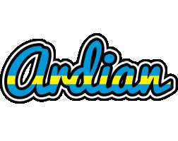 Ardian sweden logo