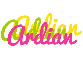 Ardian sweets logo