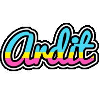 Ardit circus logo
